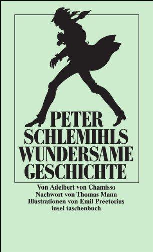 Peter Schlemihls wundersame Geschichte (insel taschenbuch)