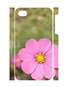 Colorful Design Stylish Floral Rugged Phone Aegis for Iphone 4 4S