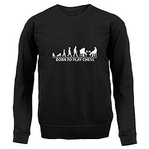 Dressdown Born To Play Chess - Unisex Sweater - 9 Colours