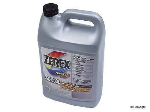Valvoline Zerex DEX-COOL Antifreeze/Coolant, Concentrated - 1gal (ZXEL1)