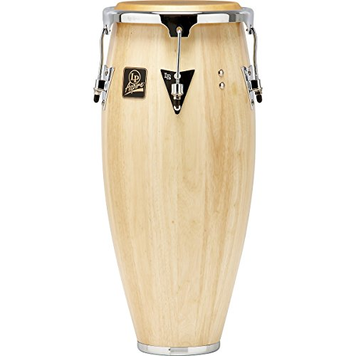 Latin Percussion LPA610-AWC Aspire 10-Inch Quinto Conga - Natural with Chrome Hardware