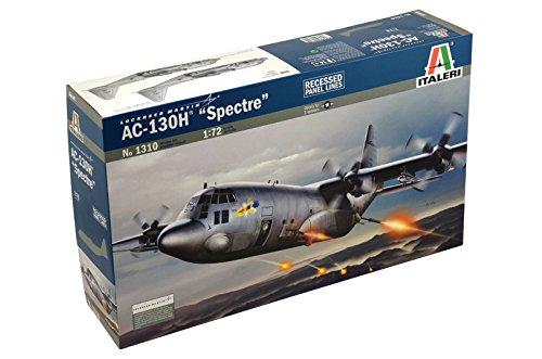 Italeri 1310S 1/72 AC-130H Spectre