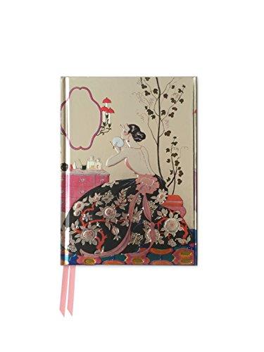 Barbier: Backless Dress (Foiled Pocket Journal) (Flame Tree Pocket Books)