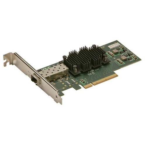 ATTO FFRM-NS11-000 Fastframe NS11 Network Adapter PCI Express 2.0 X8 10 Gigabit Ethernet
