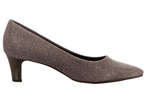 Gabor Basic Women's 85.132.64 Court Shoes metal z4dDYw