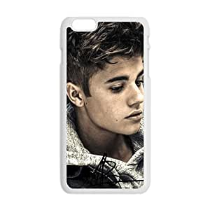 PoP Star Justin Bieber Cell Phone Case for Iphone 6 Plus