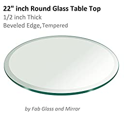 Fab Glass and Mirror 1/2\