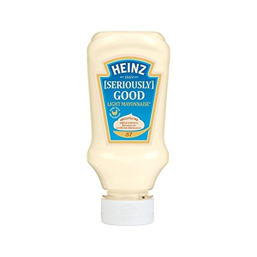 Price comparison product image Heinz Seriously Good Light Mayonnaise 220ml - Pack of 2