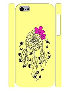 Personalized Collection Mobile Phone Case With Dreamcatcher And Birds And Pink Floral Image Snap On Case Cover for Iphone 5c
