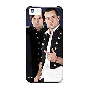 Shock-Absorbing Hard Cell-phone Cases For Iphone 5c (vlQ2909mBZk) Support Personal Customs High Resolution Red Hot Chili Peppers Image