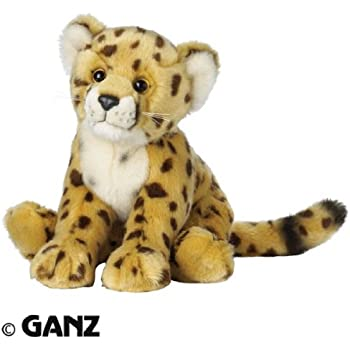 Webkinz Signature Endangered Cheetah