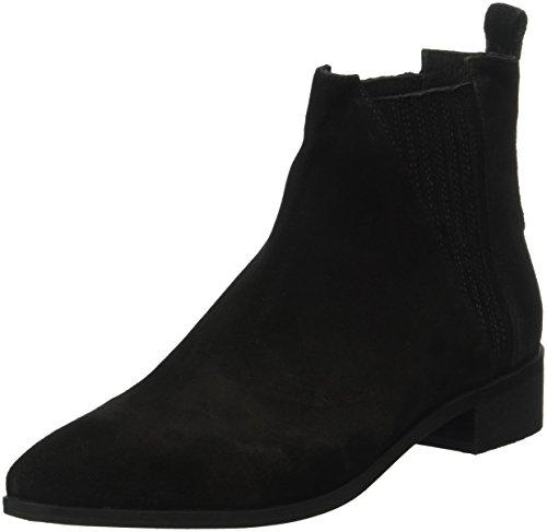 Lily Black Rolan Noir Boots Schwarz Femme Chelsea zqOrd0q