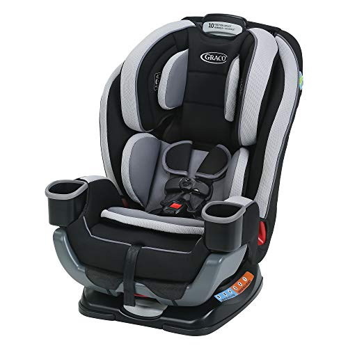 Graco Extend2Fit 3-in-1 Car Seat, Garner