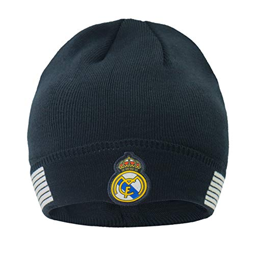 Clubhats Real Madrid FC Beanie Soccer Knitted Hat Mens/Womens Football Hat