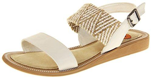 Studio Blanc Sandales Plateforme Femme Footwear CcqP4c