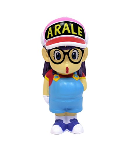 SD toys- Arale Figura ANTIESTRES 14 CM DR Slump (SDTSDT27