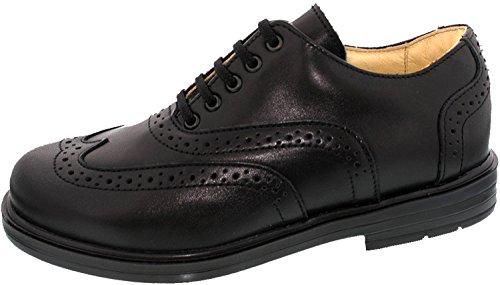 Däumling Kommunionschuhe, festliche Schuhe für Jungs Schwarz