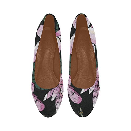 D-story Flamingo Femmes Stiletto Sexy Chaussures À Talons Hauts Chaussures Multicolored10