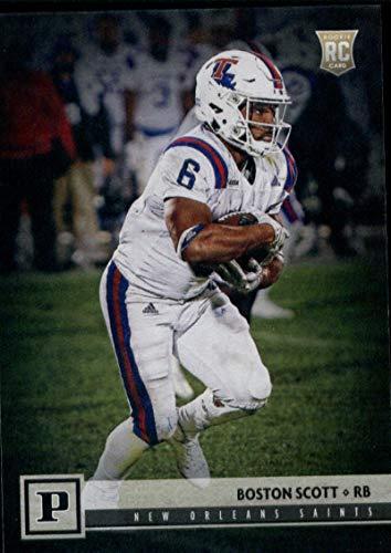 2018 Panini NFL Football #368 Boston Scott New Orleans Saints RC Rookie Card