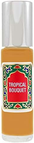 Nemat International Inc, Tropical Bouquet Fragrance Rollon, 0.34 Fl Oz