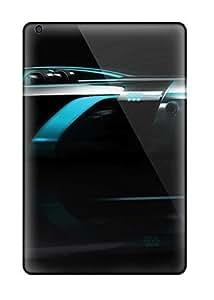 Premium Tron Super Lightcycle Hd Back Cover Snap On Case For Ipad Mini/mini 2