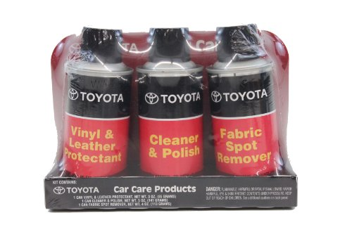 Genuine Toyota Fluid 00289-1CK00 Car Care Kit