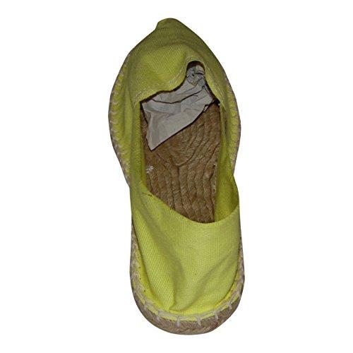espadrij I originale   Damen   Slipper   Jaune (gelb) Gr. 38
