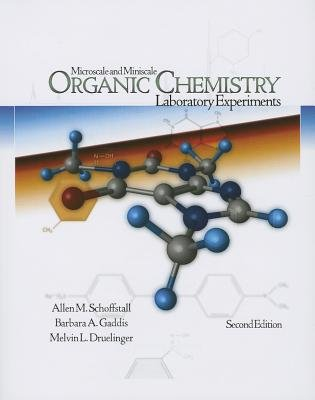 Microscale and Miniscale Organic Chemistry Laboratory Experiments [With CDROM][MICROSCALE & MINISCALE - Orw The