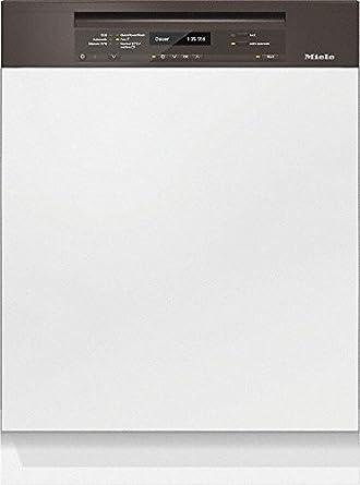 Miele G6735 SCi XXL D ED230 2, 0 clst Geschirrspüler Teilintegriert / A+++ / 213 kWh / 14 MGD / Beste Ergebnisse in weniger als einer Stunde QuickPowerWash / Alles restlos trocken [Energieklasse A+++] G6735 SCi XXL D ED230 2