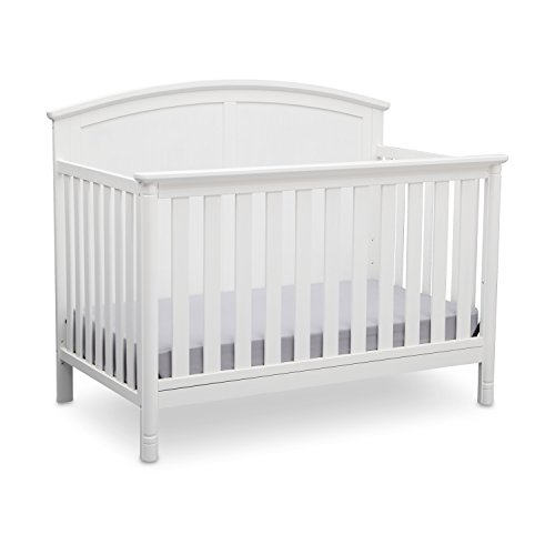 Delta Children Somerset 4-in-1 Crib, White Review