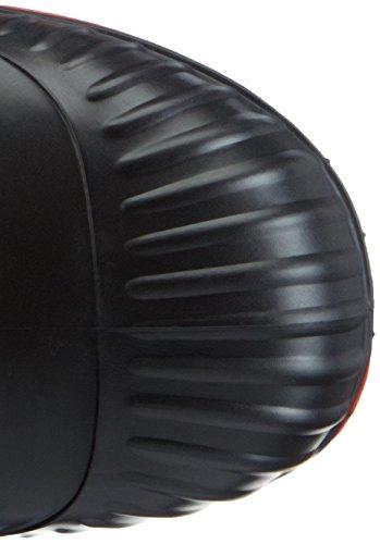 KNIE Dunlop ACIF ZWART A442031 Agua S5 Schwarz de Unisex Botas 48 TwTqZRF