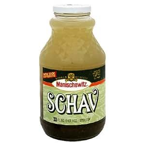 Manischewitz, Soup Schav, 33-Ounce (12 Pack)