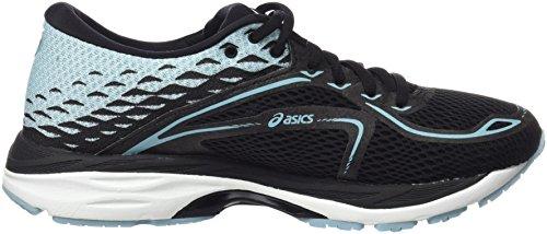 Blue Black Gel Running Women's Cumulus 39 19 White 5 Competition Multicolor Shoes 9014 EU UK Porcelain Asics 5 8vHqq