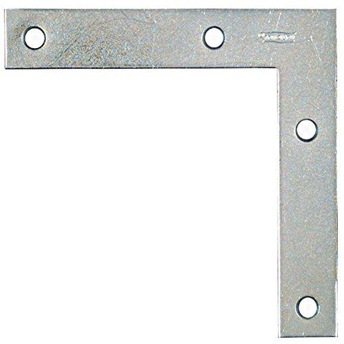 National/Stanley Hardware 22010816 Corner Brace - Flat 5