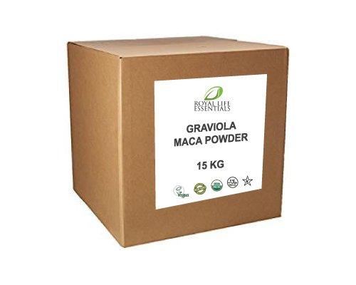 Bulk Maca Powder Organic 25 KG or 55 lbs. by Royal Life Essentials