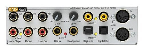 DMX 6 FIRE 2496 DOWNLOAD DRIVERS