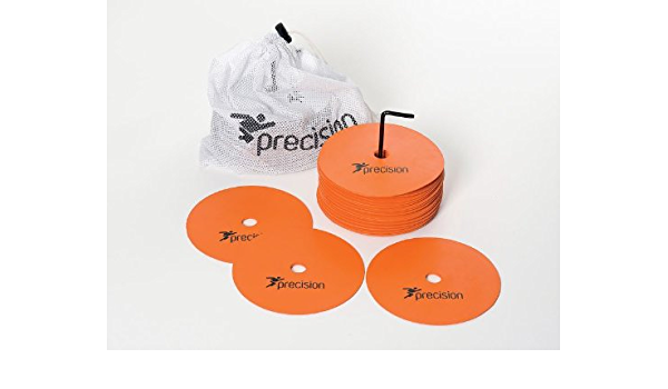 23.99 NEW   Precision Small Round Rubber Marker Discs Training Set of 50
