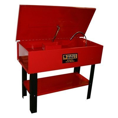 Buffalo Tools Black Bull 40 Gallon Parts Washer PWASH40