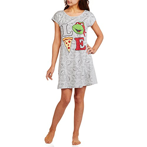 TMNT Classic Love Pizza Sleep T-shirt