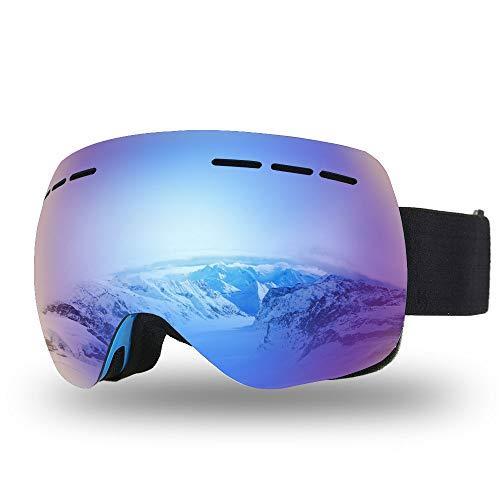 ventilated ski goggles - 3