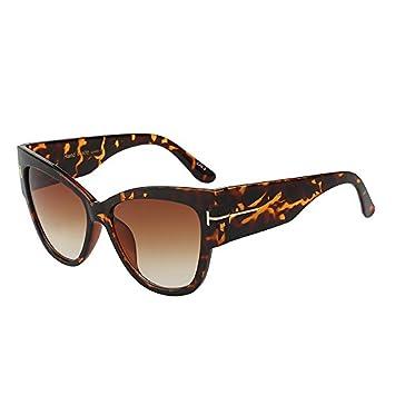 8243b760b5 DioKlen Gradient Points - Gafas de Sol para Mujer, diseño de Tom, Brown  Leopard: Amazon.es: Deportes y aire libre