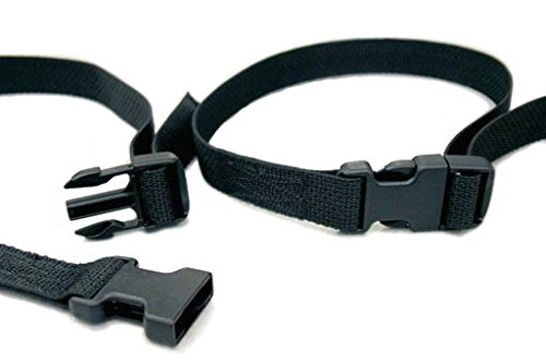 - Toddler Tables Replacement Seat Belt, Black
