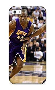 3460719K901359430 los angeles lakers nba basketball (8) NBA Sports & Colleges colorful iPhone 5c cases