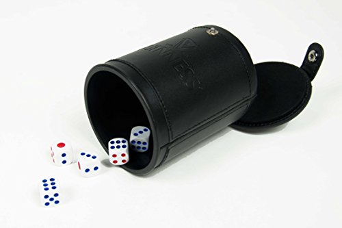 Guinness Classic Embossed Dice Cup Set (Bread Of The Month Club)
