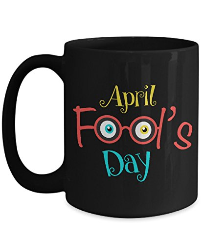 Shirt White April Fools Day Gifts Coffee Mug 15oz (Blue Try Out T-shirt)