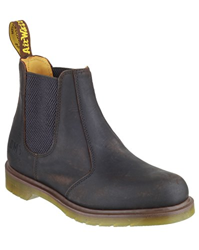 Dr Martens GVL8250 Dealer Boot Mens Shoes Leather - Size 10 Sole: PVC - Slip-On zDEPJW