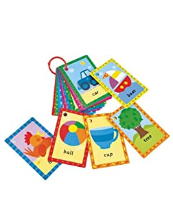 Early Learning Centre - Baby Words Flash Cards: Amazon.co ...