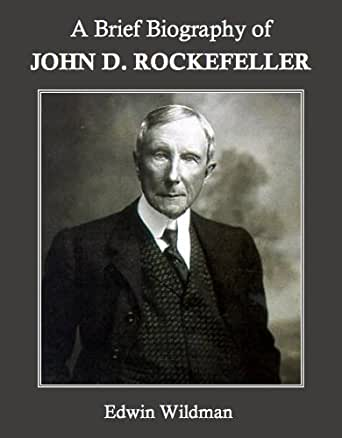 john d rockefeller biography amazon