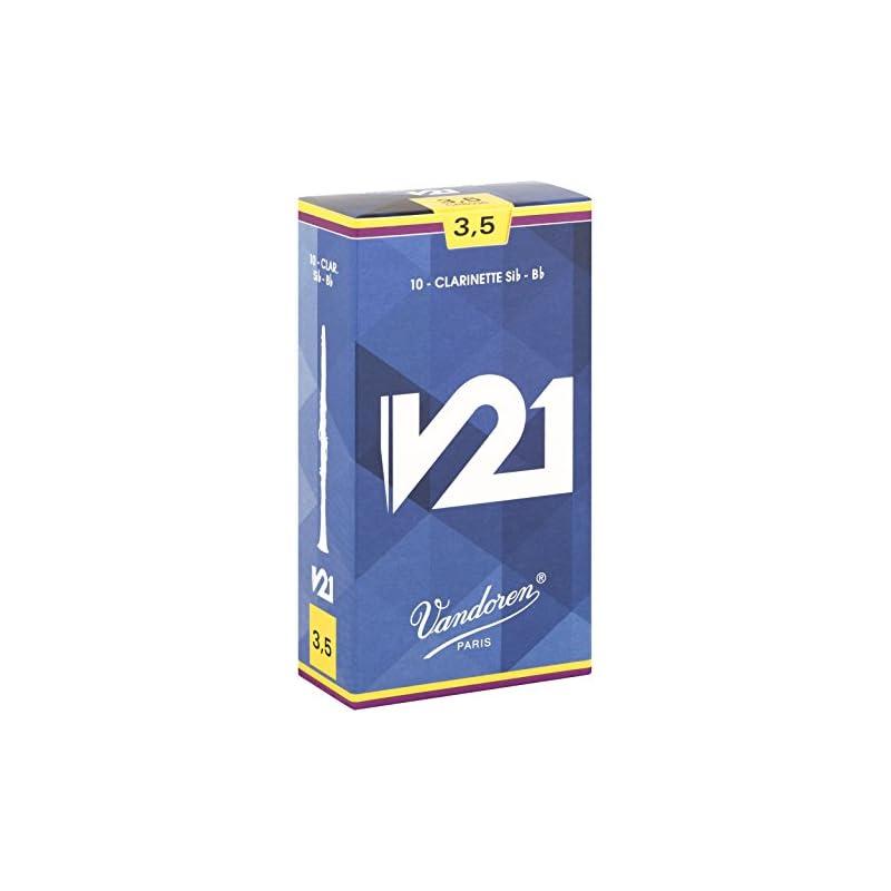 Vandoren CR8035 Bb Clarinet V21 Reeds St