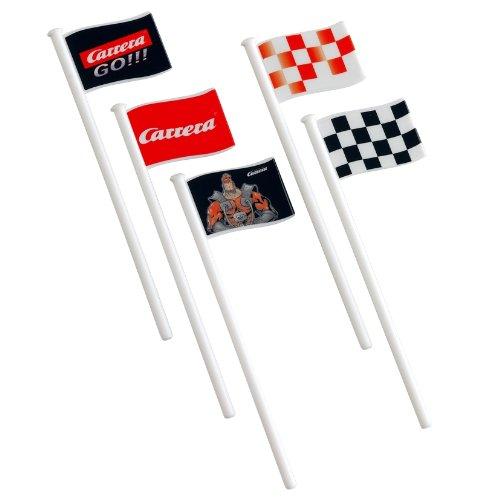 Carrera 61650 Flags // Digital 1//43 : GO!! 10pcs